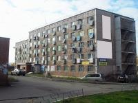 Братск, улица Баркова, дом 21. многоквартирный дом