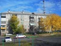 Bratsk,  , house 27. Apartment house