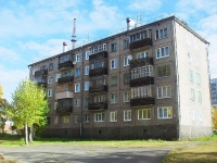 Bratsk,  , house 29. Apartment house