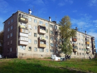 Bratsk,  , house 33. Apartment house
