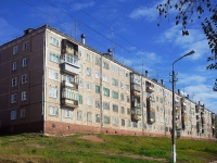 Bratsk,  , house 35. Apartment house