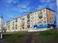 Bratsk,  , house 37. Apartment house