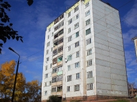 Bratsk,  , house 39. Apartment house