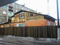 Bratsk, alley Deputatskaya, house 2. Private house