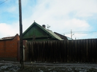 Bratsk, alley Deputatskaya, house 8. Private house