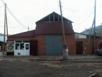 Bratsk, alley Deputatskaya, house 10. Private house