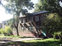 Bratsk,  , house 8В. Apartment house