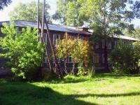 Bratsk,  , house 10Б. Apartment house