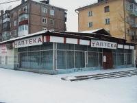 Братск, Комсомольская ул, дом 25