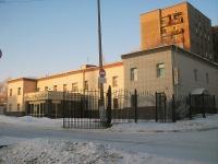 Братск, Комсомольская ул, дом 43
