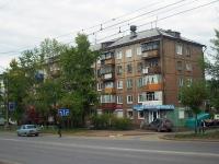Братск, Комсомольская ул, дом 44