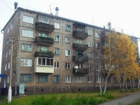 Братск, Мира ул, дом 58