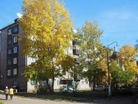 Братск, Новый переулок, дом 4. многоквартирный дом