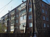 Братск, Новый переулок, дом 14. многоквартирный дом