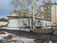 Братск, Новый переулок, дом 6А. диспансер Областной противотуберкулезный диспансер