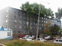 Bratsk, Parkovaya st, 房屋 10. 公寓楼