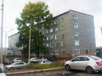 Bratsk, Parkovaya st, 房屋 10А. 公寓楼