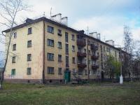 Братск, улица Подбельского, дом 3. многоквартирный дом