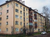 Братск, улица Подбельского, дом 5А. многоквартирный дом
