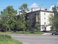 Братск, улица Подбельского, дом 7. многоквартирный дом