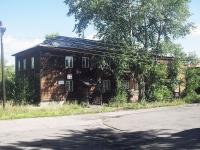 Братск, улица Подбельского, дом 8. многоквартирный дом