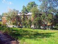 Братск, улица Подбельского, дом 8Б. многоквартирный дом