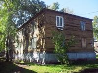 Братск, улица Подбельского, дом 8В. многоквартирный дом