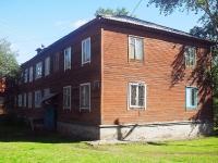 Братск, улица Подбельского, дом 10А. многоквартирный дом