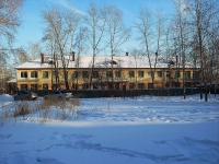 Братск, улица Подбельского, дом 10Б. детский сад №40
