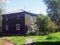 Братск, улица Подбельского, дом 10В. многоквартирный дом