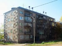 Братск, улица Снежная, дом 8/2А. многоквартирный дом