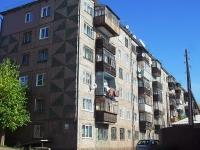 Братск, улица Снежная, дом 10. многоквартирный дом