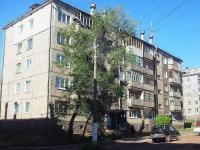 Братск, улица Снежная, дом 18. многоквартирный дом