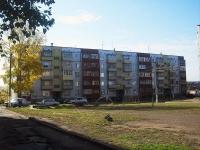 Братск, улица Снежная, дом 24. многоквартирный дом