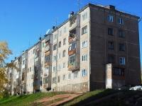 Братск, улица Снежная, дом 35. многоквартирный дом