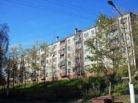 Братск, улица Снежная, дом 35А. многоквартирный дом
