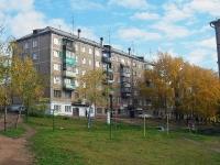 Братск, улица Снежная, дом 37. многоквартирный дом