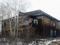 Вихоревка, улица 30 лет Победы, дом 8. неиспользуемое здание
