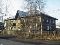 Вихоревка, улица 30 лет Победы, дом 13. многоквартирный дом