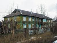 Вихоревка, улица 30 лет Победы, дом 17. многоквартирный дом
