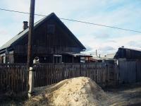 Vikhorevka, Gogol st, house 7. Private house