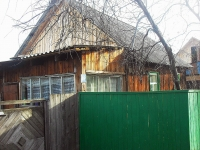 Vikhorevka, Gogol st, house 16. Private house