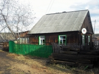 Vikhorevka, st Gogol, house 16. Private house