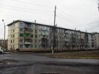 Vikhorevka, st Gorky, house 1. Apartment house