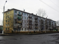 Vikhorevka, st Gorky, house 3. Apartment house