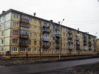 Vikhorevka, st Gorky, house 5. Apartment house
