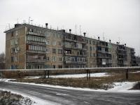 Vikhorevka, st Gorky, house 7. Apartment house