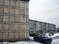Vikhorevka, Gorky st, house 10А. Apartment house