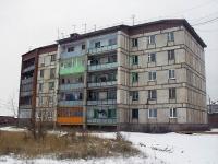 Vikhorevka, st Gorky, house 10А. Apartment house