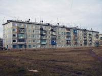 Vikhorevka, st Gorky, house 11. Apartment house